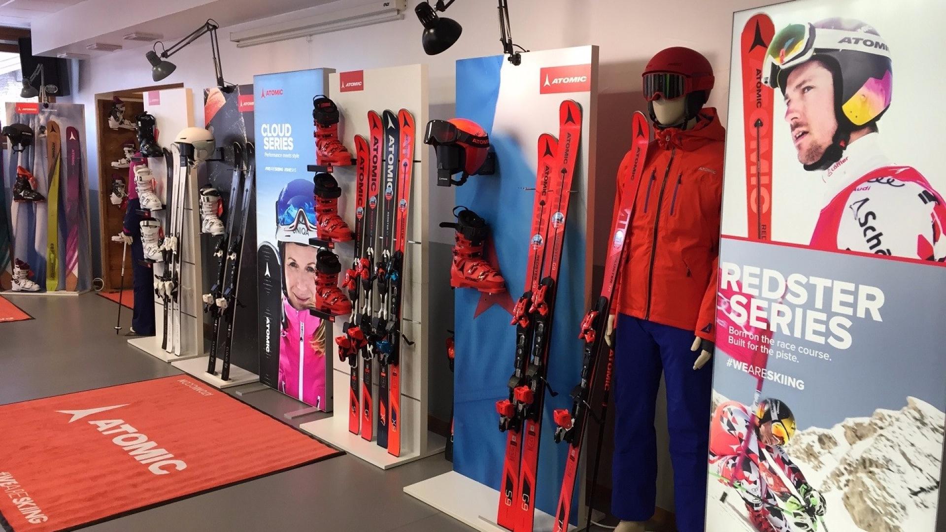 Ski Test Pro Showroom – Courchevel 2017
