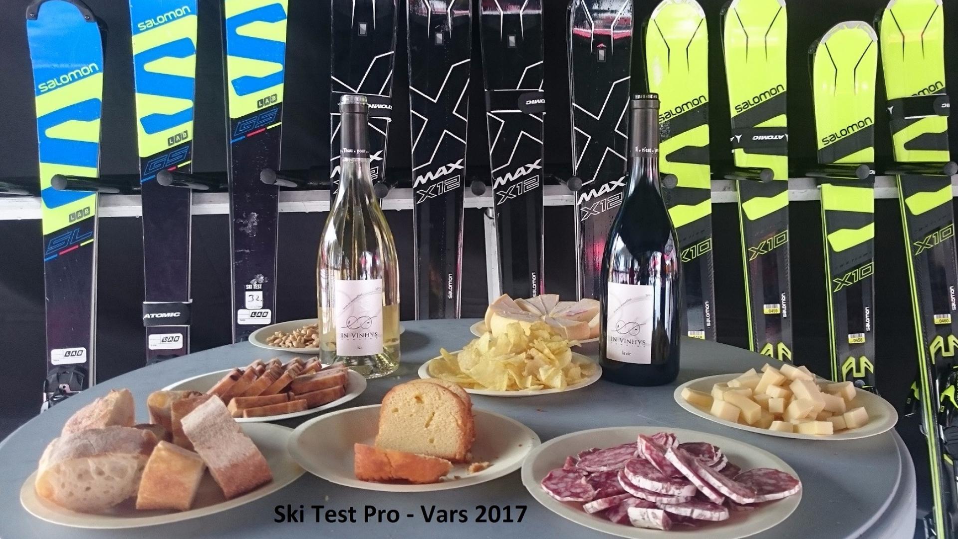 Ski Test Pro – Vars 2017