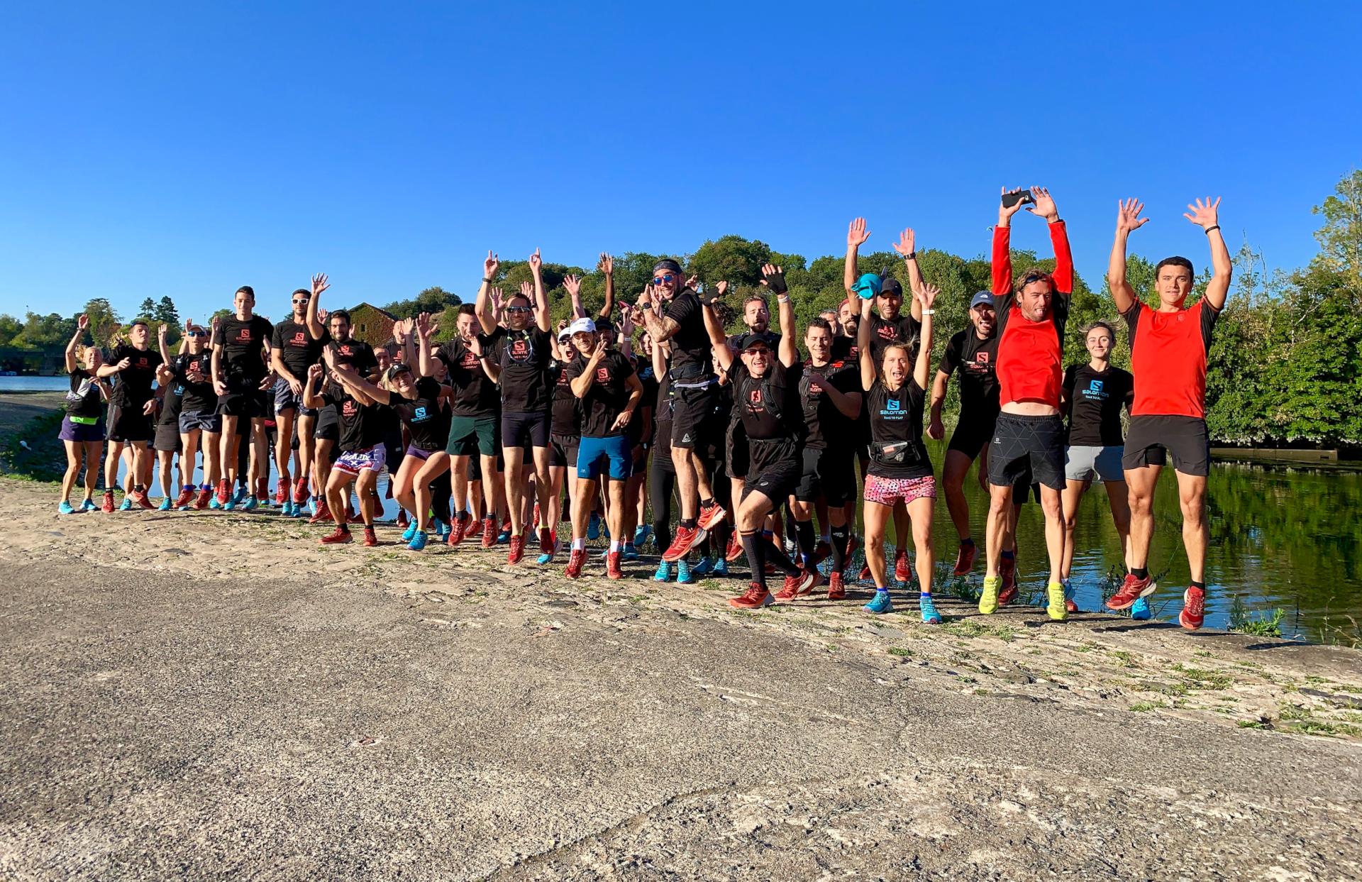 How To Trail Salomon 2019 - Nantes