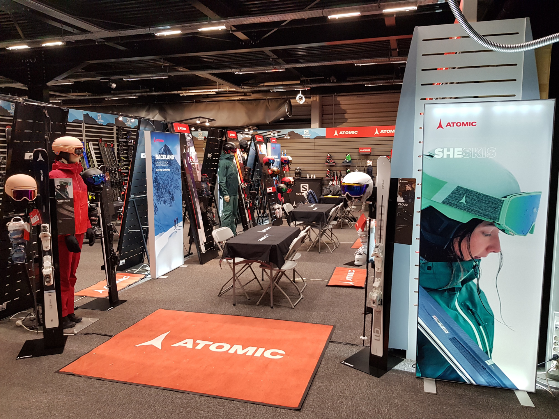 Journées d'achat Intersport Atomic 2020