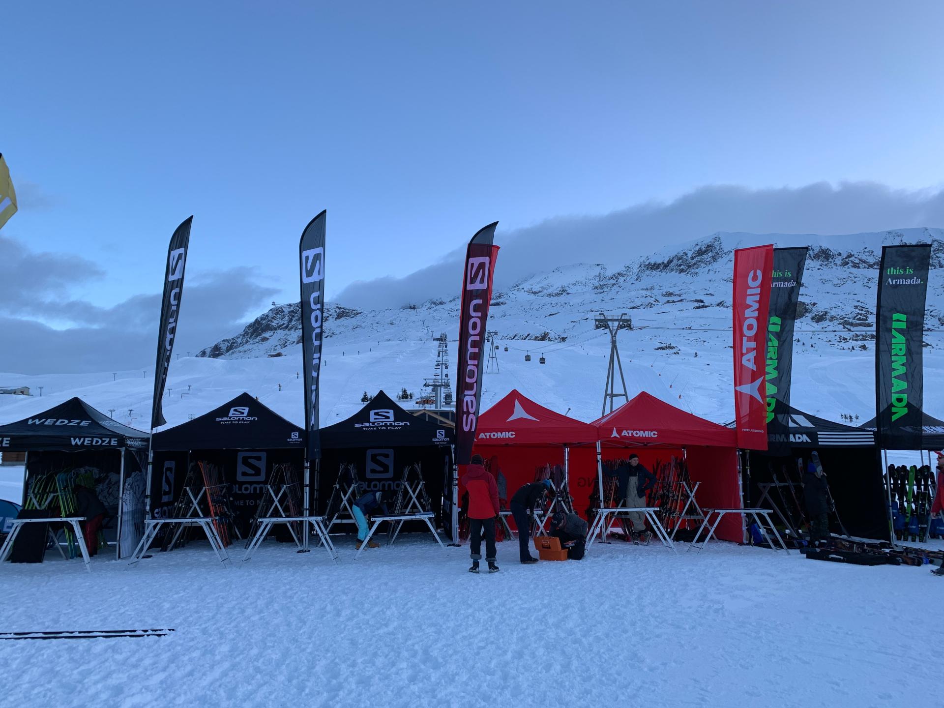Ski Force Winter Tour 2019 l'Alpes d'Huez